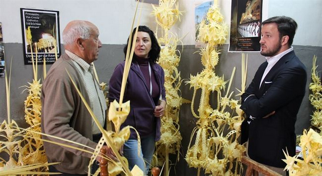Elche workshops in full production during run up to Palm Sunday