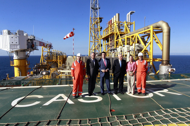 Gas consumers end up paying for the Castor offshore gas storage facility in Castellón