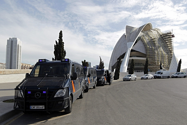 Police raid Valencia Palau de les Arts in financial irregularities investigation