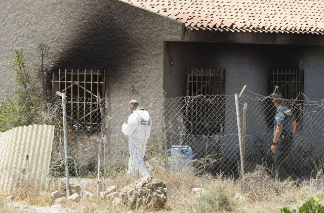 Triple murder and one suicide in Villajoyosa as man kills his family