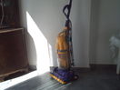 DYSON DC07 CYCLONE UPRIGHT HOOVER