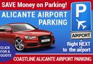 Airport Parking at Alicante- Elche  (El Altet) Airport