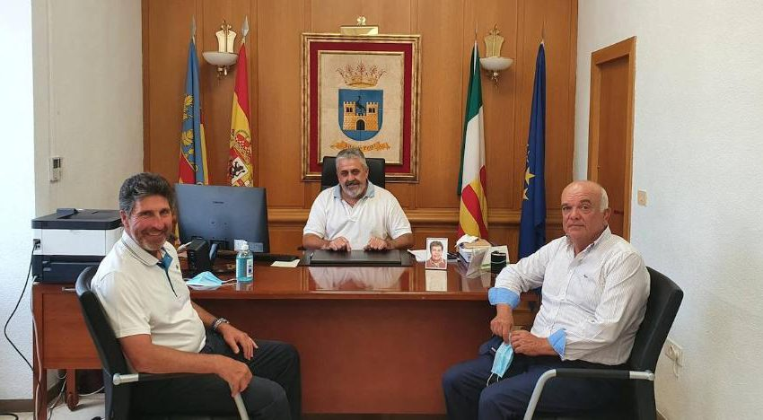Olazábal endorses the Pego Golf project and will be in charge of its design