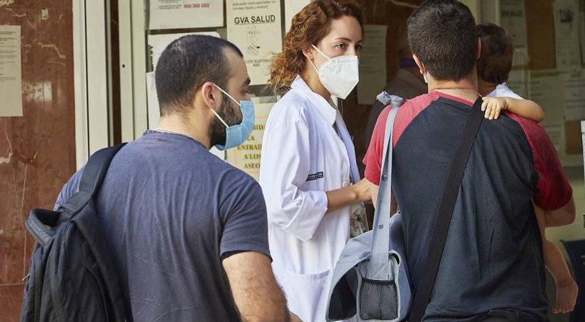 Coronavirus valencia : The Community will ask the Government for 150 military trackers to control the spread of the coronavirus