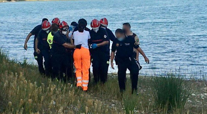 Castellon : Rescued girl dies in Sitjar reservoir with symptoms of drowning