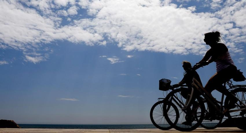 Storms in Valencia and heat wave : Aemet forecasts 44 degrees during the heat wave and storms in several areas of the Comunitat