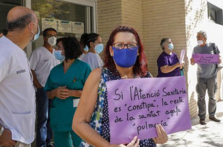 Primary School Doctors of the Comunitat Valenciana denounce the overexertion since the beginning of the pandemic