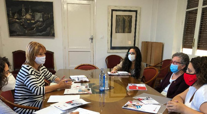 The Xàtiva Red Cross carried out 4,642 activities within the Pandemic Response Plan