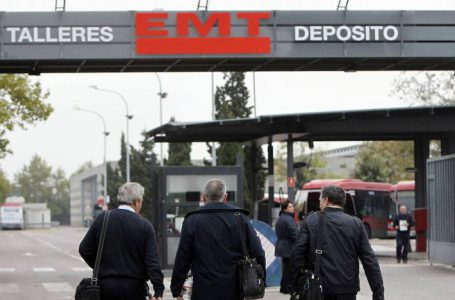 Strike in the EMT Valencia: schedule of bus stops in September