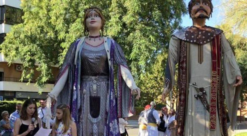 Dénia is impregnated with culture to celebrate October 9th