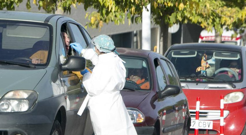Coronavirus update in Valencia : Healthcare reports 14 deaths and 1,529 new cases of coronavirus in the Valencian Community
