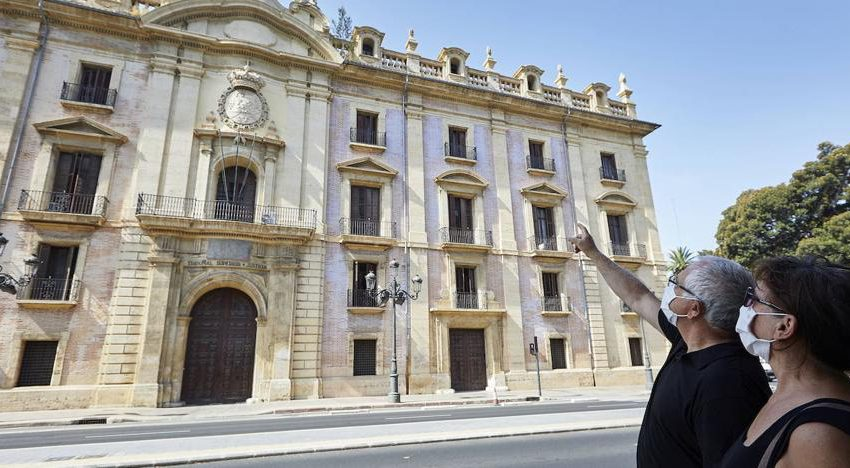 Godella and Carcaixent Peace Courts temporarily closed due to lack of personnel by Covid