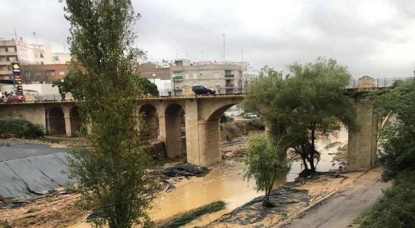 The municipalities of Horta Sud affected by the storm are recovering from the damage