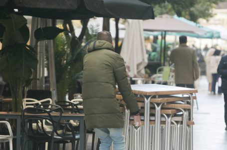 Hoteliers open half a thousand terraces in Valencia due to anti-covid regulations