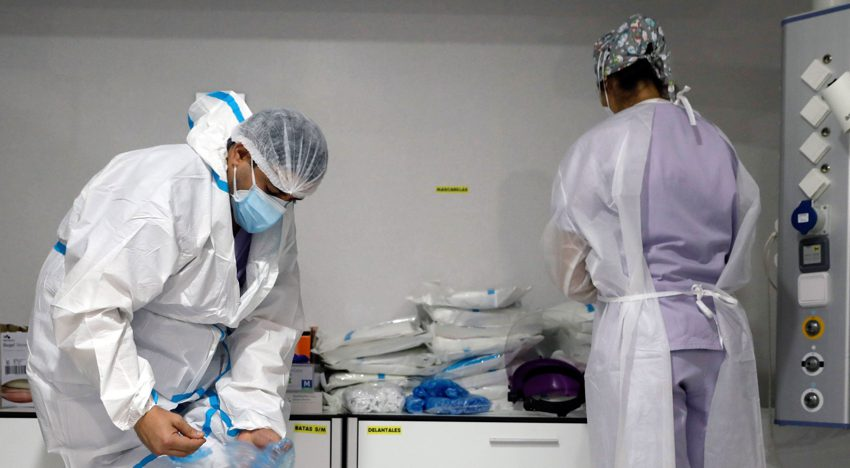 Coronavirus update in Valencia: record number of infections and 60 deaths