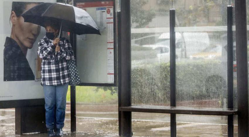 Rain in Valencia : How long will it continue to rain in Valencia ?