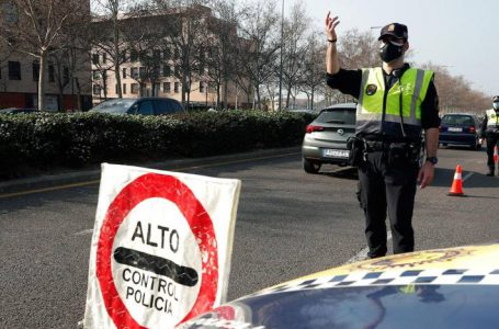 Perimeter closure in Valencia | The perimeter closure of the Valencian Community leaves 2,700 penalties since Friday
