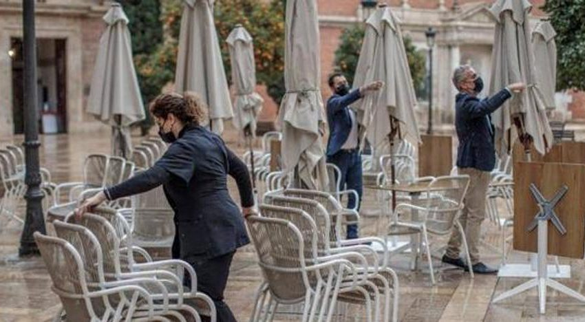 Restrictions Valencia | The proposals of the hotel and catering industry to reopen bars in the Valencia Region