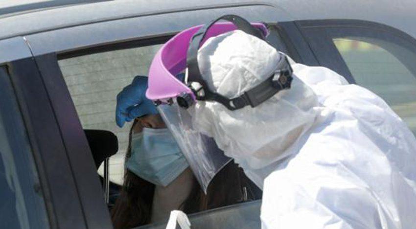 The cumulative incidence in Alzira under 900 cases