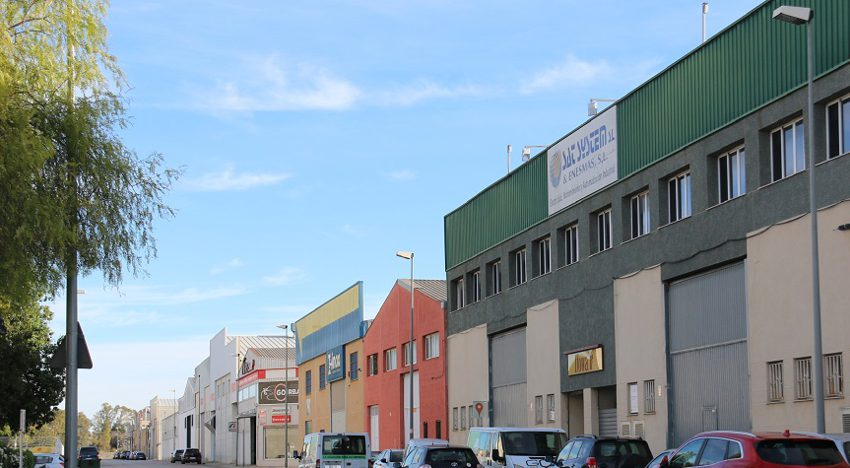 L'Alcúdia asks for 76,000 Ivace to improve the industrial estate La Creu