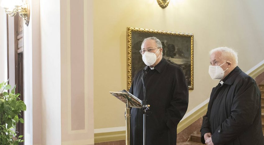 Pope accepts Esteban Escudero's resignation as auxiliary bishop of Valencia
