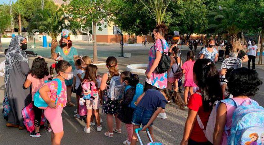 Aid for school supplies : Benidorm